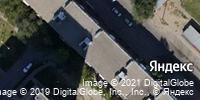 Фотография со спутника Яндекса, улица Батова, дом 6 в Волгограде