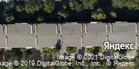 Фотография со спутника Яндекса, Ополченская улица, дом 20 в Волгограде