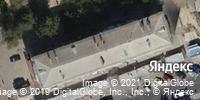 Фотография со спутника Яндекса, Ополченская улица, дом 14 в Волгограде