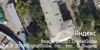 Фотография со спутника Яндекса, Ополченская улица, дом 11 в Волгограде