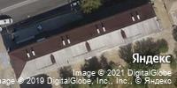 Фотография со спутника Яндекса, Ополченская улица, дом 9 в Волгограде