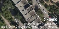 Фотография со спутника Яндекса, улица Николая Отрады, дом 34 в Волгограде