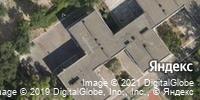Фотография со спутника Яндекса, улица Николая Отрады, дом 38 в Волгограде