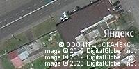 Фотография со спутника Яндекса, улица Хаджи Мамсурова, дом 59 во Владикавказе