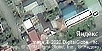 Фотография со спутника Яндекса, улица Хаджи Мамсурова, дом 26 во Владикавказе