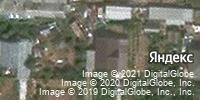 Фотография со спутника Яндекса, Братская улица, дом 2 в Волжском