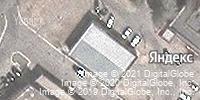 Фотография со спутника Яндекса, Оломоуцкая улица, дом 4 в Волжском