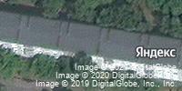 Фотография со спутника Яндекса, улица Суворова, дом 117 в Пензе