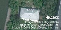 Фотография со спутника Яндекса, улица Бакунина, дом 61А в Пензе