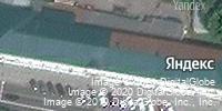 Фотография со спутника Яндекса, улица Бакунина, дом 60 в Пензе