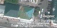 Фотография со спутника Яндекса, улица Бакунина, дом 54 в Пензе