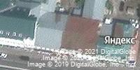 Фотография со спутника Яндекса, улица Бакунина, дом 50 в Пензе