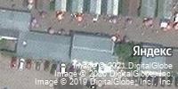 Фотография со спутника Яндекса, улица Бакунина, дом 9 в Пензе