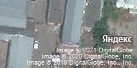 Фотография со спутника Яндекса, улица Бакунина, дом 7А в Пензе