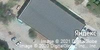 Фотография со спутника Яндекса, улица Базарова, дом 150 в Камышине