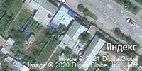 Фотография со спутника Яндекса, улица Базарова, дом 65А в Камышине