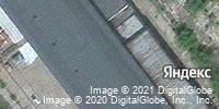 Фотография со спутника Яндекса, улица Ленина, дом 2Б в Камышине