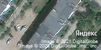 Фотография со спутника Яндекса, улица Серова, дом 34 в Камышине