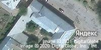 Фотография со спутника Яндекса, Советская улица, дом 31 в Камышине