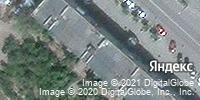 Фотография со спутника Яндекса, улица Ленина, дом 18 в Камышине