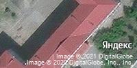 Фотография со спутника Яндекса, улица Терешковой, дом 3 в Камышине