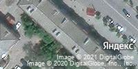 Фотография со спутника Яндекса, улица Ленина, дом 22 в Камышине