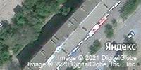 Фотография со спутника Яндекса, улица Терешковой, дом 9 в Камышине