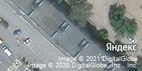 Фотография со спутника Яндекса, улица Ленина, дом 19 в Камышине