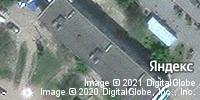 Фотография со спутника Яндекса, улица Ленина, дом 32 в Камышине