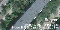 Фотография со спутника Яндекса, 4-й микрорайон, дом 8 в Камышине