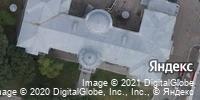 Фотография со спутника Яндекса, Большая Садовая улица, дом 137Д в Саратове