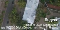 Фотография со спутника Яндекса, Большая Садовая улица, дом 100Б в Саратове