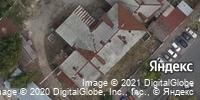 Фотография со спутника Яндекса, улица Хользунова, дом 21 в Саратове