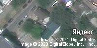 Фотография со спутника Яндекса, улица Хользунова, дом 62 в Саратове