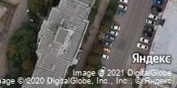 Фотография со спутника Яндекса, Железнодорожная улица, дом 43/55 в Саратове