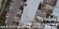 Фотография со спутника Яндекса, Железнодорожная улица, дом 90 в Саратове