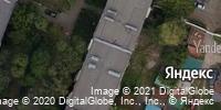 Фотография со спутника Яндекса, Железнодорожная улица, дом 96А в Саратове