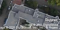 Фотография со спутника Яндекса, Ульяновская улица, дом 27/35 в Саратове