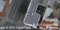 Фотография со спутника Яндекса, улица Тараса Шевченко, дом 28 в Саратове