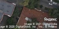 Фотография со спутника Яндекса, улица Мичурина, дом 66 в Саратове