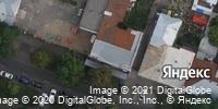 Фотография со спутника Яндекса, улица Тараса Шевченко, дом 22А в Саратове