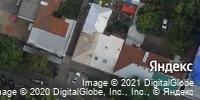 Фотография со спутника Яндекса, улица Тараса Шевченко, дом 22 в Саратове