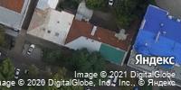 Фотография со спутника Яндекса, улица Тараса Шевченко, дом 20 в Саратове