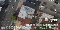 Фотография со спутника Яндекса, улица Яблочкова, дом 27 в Саратове