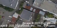 Фотография со спутника Яндекса, улица Радищева, дом 9 в Саратове
