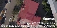 Фотография со спутника Яндекса, улица Радищева, дом 14 в Саратове