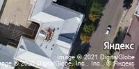Фотография со спутника Яндекса, улица Радищева, дом 21 в Саратове