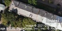 Фотография со спутника Яндекса, улица Радищева, дом 16А в Саратове