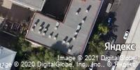 Фотография со спутника Яндекса, улица Радищева, дом 29 в Саратове