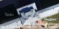 Фотография со спутника Яндекса, Весенняя улица, дом 6 в Энгельсе